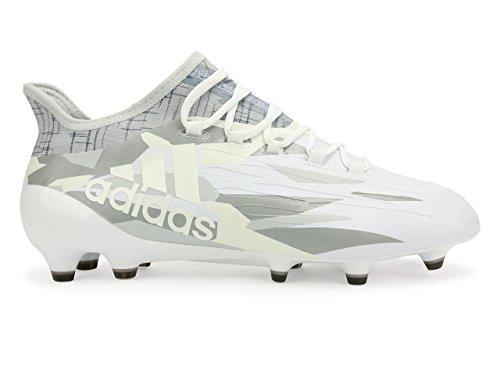 Scarpe Da Calcio Adidas Uomo X 16,1 Fg Bianco / Nero