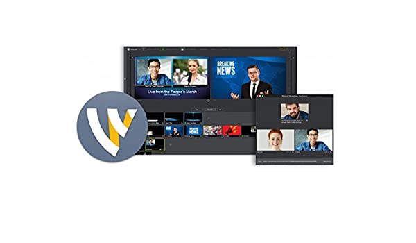 Amazon.com: Telestream Wirecast Pro 8 Crossgrade from Studio ...