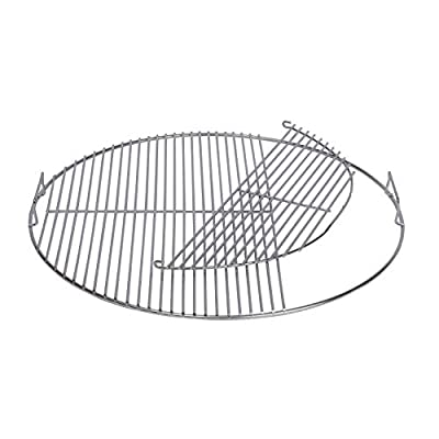 """Adrenaline Barbecue Company 22"""" Stainless Steel Replacement Charcoal Cooking Grate"""