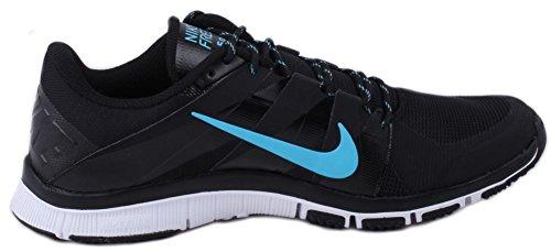 Nike Men's Free Trainer 5.0, BLACK/GAMMA BLUE-WHITE, 11.5 M US