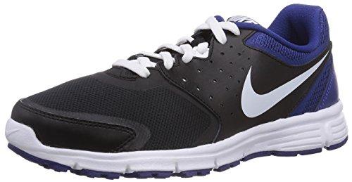 Nike Revolution EU, Sneaker Homme Noir (Black/White-lyon Blue 002)