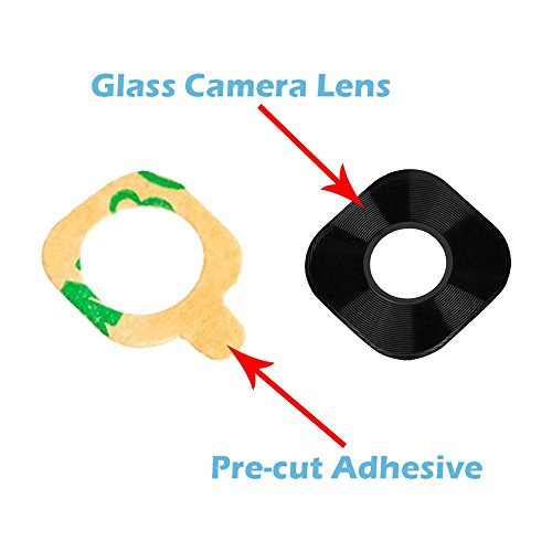 OmniRepairs Rear Facing Glass Camera Lens Replacement For OnePlus Phone with Pre-cut Adhesive and Repair Toolkit (OnePlus 3) by Omnirepairs (Image #1)