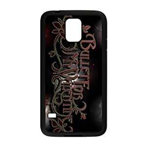 Samsung Galaxy S5 Cell Phone Case Covers Black Bullet For My Valentine as a gift W4507368