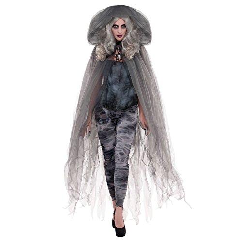 White Witch Narnia Costume (Temptress Cape Costume)