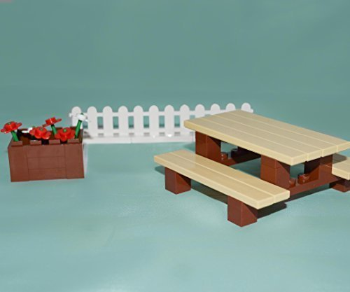 LEGO Furniture Collection Picnic Fencing