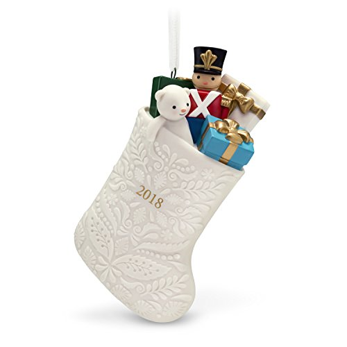 - Hallmark Keepsake Christmas Ornament Year Dated, Filled with Fun! Stocking 2018