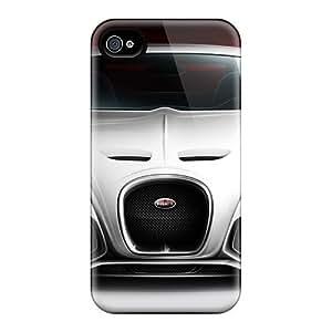 New Arrival Bugatti Venom Concept By Volado Design For Iphone 4/4s Cases Covers