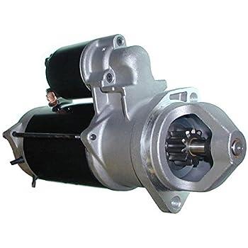 Starter NEW Deutz KHD BF4L1011 F2L1011 F3L1011 F4L10111178670 17318