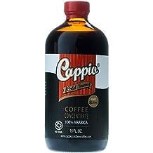 Cappio Cold Brew Coffee Concentrate, 16oz