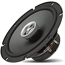 "Powerbass L2-652 6-1/2"" 2Ω 2-Way Auto sound L Series Full-Range Coaxial Car Speakers"