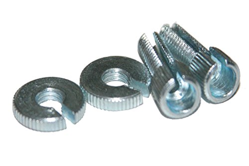 Brake Adjusting Nut (Enfield County Brake Clutch Lever Cable Slide Adjuster Nut Pair BSA Norton AJS Triumph AJS)