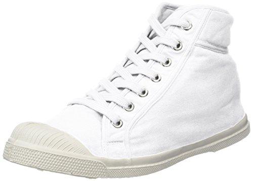 Bensimontennis blanc Sportive Scarpe Mid Outdoor Alte Bianco Donna rUfwr0qt