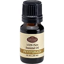 Petitgrain 100% Pure, Undiluted Essential Oil Therapeutic Grade - 10 ml. Great for Aromatherapy!