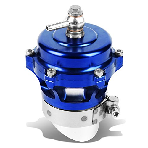 DNA Motoring Blue BOV-50MM-T11-BL 50mm Blow Off Valve
