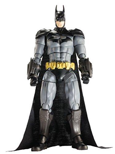 SpruKits DC Comics Batman: Arkham City Batman Action Figure Model Kit, Level 3 by Sprukits