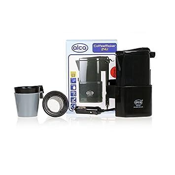 Alca Hervidor de agua camión calentador de agua hervidor para café 24 V + 2 tazas