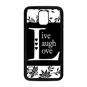 diy samsung galaxy s5 i9600 Case, Live Laugh Love case for samsung galaxy s5 i9600 at Jipic