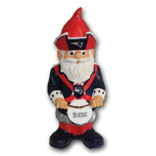 - New England Patriots Team Thematic Gnome