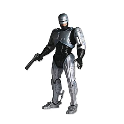"NECA NECA ""Robocop"" 7 inch Action Figure 1: Toys & Games"