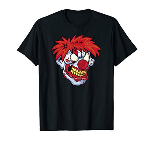 Polish Scary Killer Clown Halloween Costume |