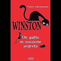 Winston, un gatto in missione segreta (Italian Edition)