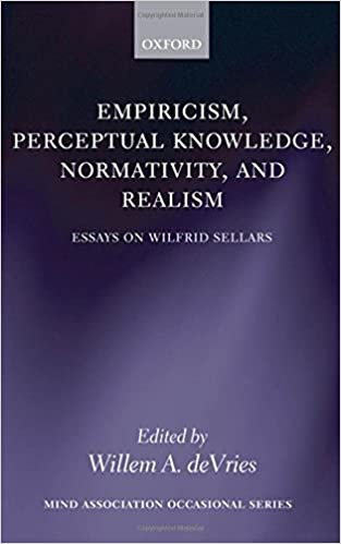 High School Reflective Essay Empiricism Perceptual Knowledge Normativity And Realism Essays On  Wilfrid Sellars Mind Association Occasional Series St Edition Science Essay Questions also Essay Topics For High School English Amazoncom Empiricism Perceptual Knowledge Normativity And  How To Write A Thesis For A Narrative Essay
