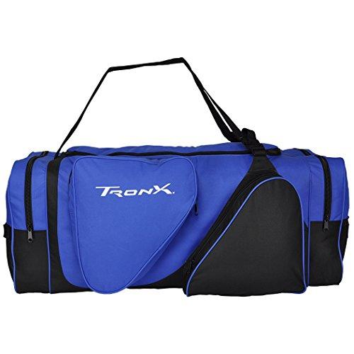 TronX Hockey Equipment Locker Bag (Black/Royal) – DiZiSports Store
