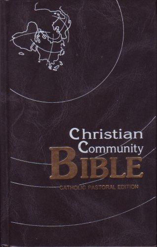 Christian Community Bible (Catholic Pastoral Edition)
