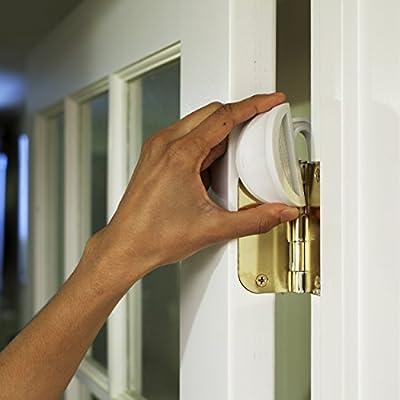 Rhoost Finger Guard - Finger Pinch Preventer (2-pack) Baby Proofing Door and Hinge Pinch Guard Stopper