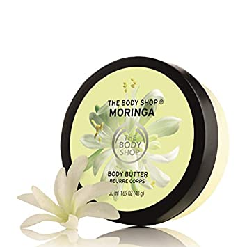 The Body Shop Moringa Body Butter, 6.7 Oz