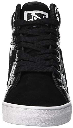 Donna Alto Look black Drunknmunky Collo 090 Nero A Boston Sneaker xYxFqOX