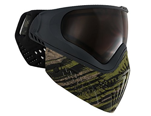 Virtue VIO Extend Thermal Paintball Goggles / Masks - Graphic Jungle by Virtue Paintball