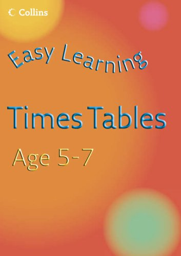 Times Tables Practice Age 5-7 (Easy Learning)