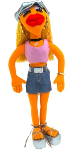 Janice the Muppet Show Plush Toy