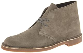 Clarks Men's Bushacre 2 Chukka Boot,Olive Suede,10.5 M US (B0059759X2) | Amazon price tracker / tracking, Amazon price history charts, Amazon price watches, Amazon price drop alerts