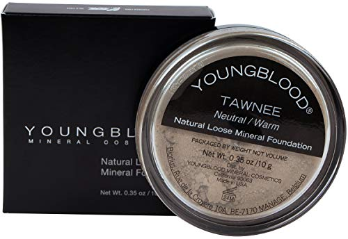 Youngblood Nateral Mineral Loose Foundation, Tawnee