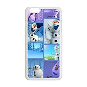 diy zhengFrozen lovely snow doll Cell Phone Case for Ipod Touch 5 5th /