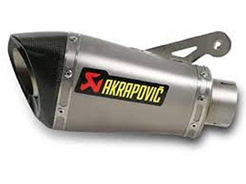 - Akrapovic 10-14 BMW S1000RR Slip-On Exhaust (Homologated/Titanium)