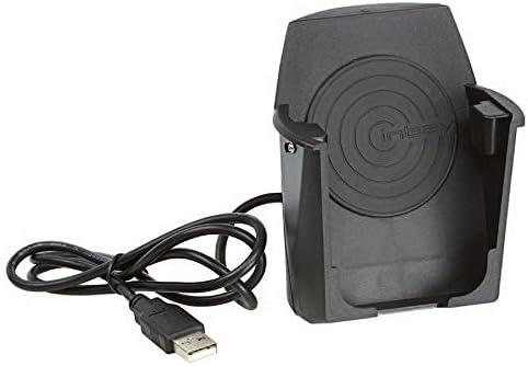 Inbay Universal Smartphone Qi Ladebecher Für Alle Kfz Mit Becherhalter 12v Usb Induktiv Drahtlos Handy Laden Elektronik