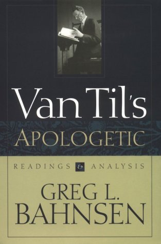 Van Til's Apologetic