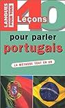 40 leçons pour parler portugais par Parvaux