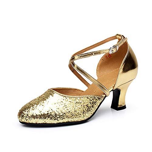 ボードプレビューラフレシアアルノルディレディース ダンスシューズ ヒール5.5cm 室外履き スタンダード タンゴ ジャズ ステージ 舞台 ソシアル 兼用靴