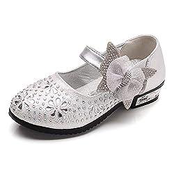 Low Heel Ballerina Shoe With Rhinestone