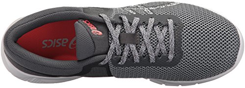 ASICS Women's Nitrofuze 2 Running Shoe Carbon/White/Flash Coral outlet free shipping Cheapest for sale Manchester free shipping latest collections ICBek6YA