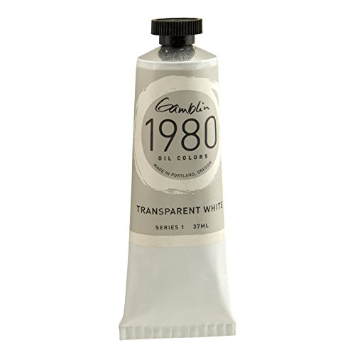 (Gamblin 1980 Oil Transp White 150Ml)