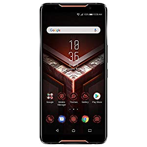 "ROG Phone Gaming Smartphone ZS600KL-S845-8G512G – 6"" FHD+ 2160×1080 90Hz Display – Qualcomm Snapdragon 845 – 8GB RAM – 512GB Storage – LTE Unlocked Dual SIM Gaming Phone – US Warranty"