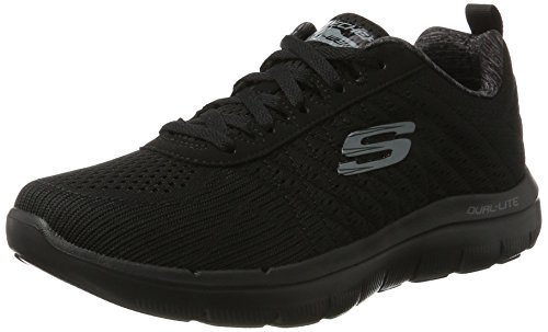 Skechers Sport Men's Flex Advantage 2.0 the Happs Oxford,Black,8.5 M US