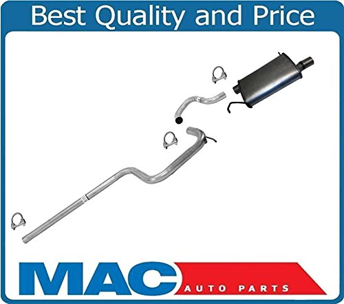 01-2010 PT Cruiser 2.4L Muffler Exhaust Pipe System Improved Made in ()