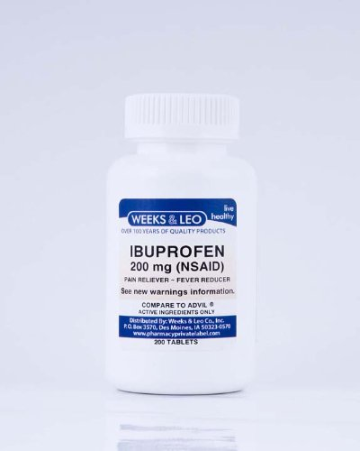 Douleur Tablet -ibuprofène 200 mg