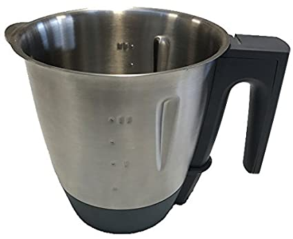 Bellini By Cedarlane Stainless Steel Bowl For Bellini Kitchen Master,  2 Liter